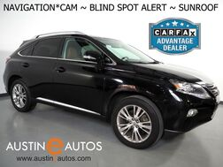 2014_Lexus_RX 350_*NAVIGATION, BLIND SPOT ALERT, BACKUP-CAMERA, MOONROOF, LEATHER, CLIMATE SEATS, 19 INCH WHEELS, BLUETOOTH PHONE & AUDIO_ Round Rock TX