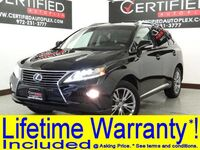 Lexus RX 450h AWD NAVIGATION SUNROOF LEATHER HEATED SEATS REAR CAMERA REAR PARKING AID 2014