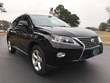 2014_Lexus_RX350_4d SUV AWD_ Outer Banks NC