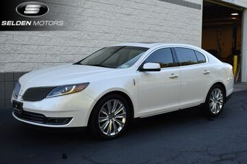 2014_Lincoln_MKS 3.5L AWD_EcoBoost_ Willow Grove PA
