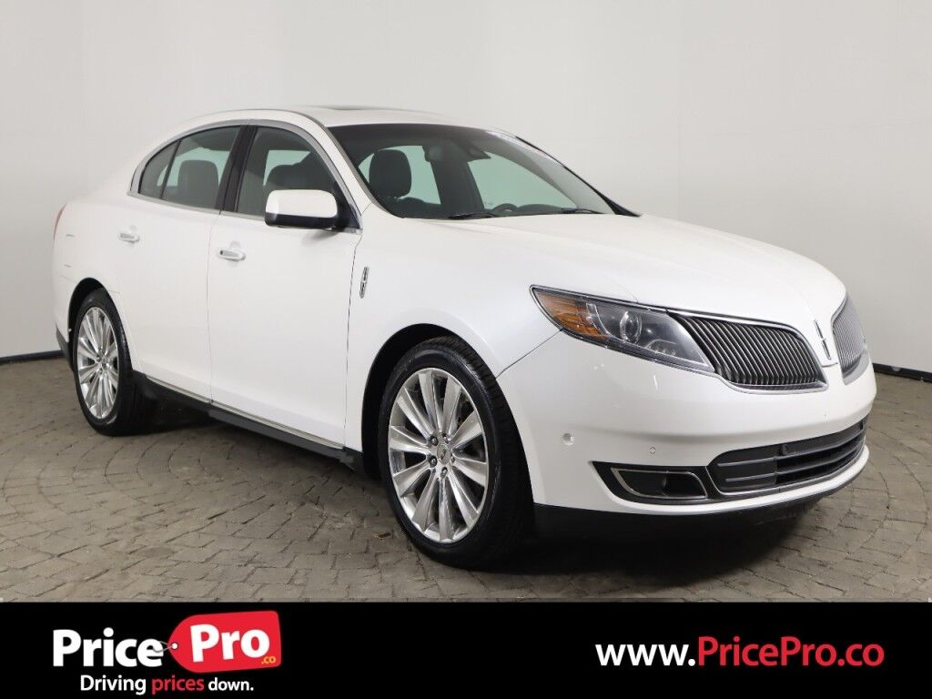 2014 Lincoln MKS AWD EcoBoost w/Nav/Dual Sunroof Maumee OH