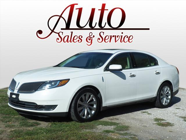 2014 Lincoln MKS Base Indianapolis IN