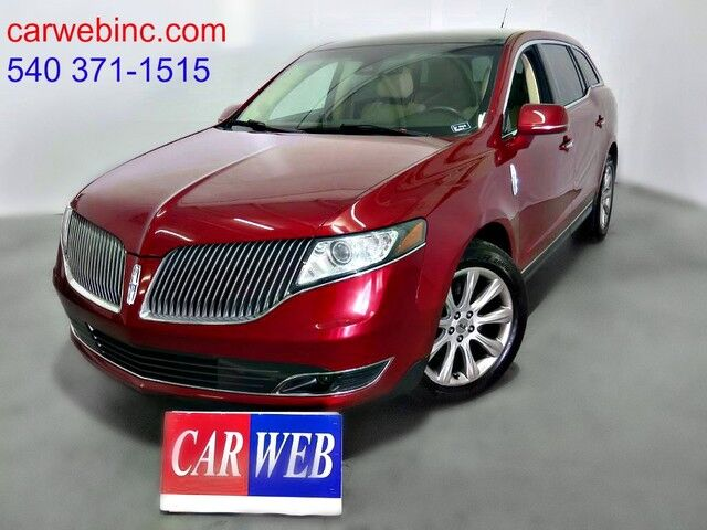 2014 Lincoln MKT 3.5L with EcoBoost AWD Fredricksburg VA