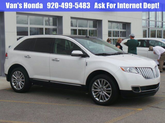 2014 Lincoln MKX  Green Bay WI