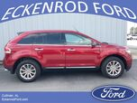 2014 Lincoln MKX 4DR FWD PREMIER