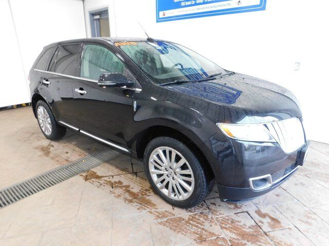 2014 Lincoln MKX AWD LEATHER NAVI SUNROOF Listowel ON