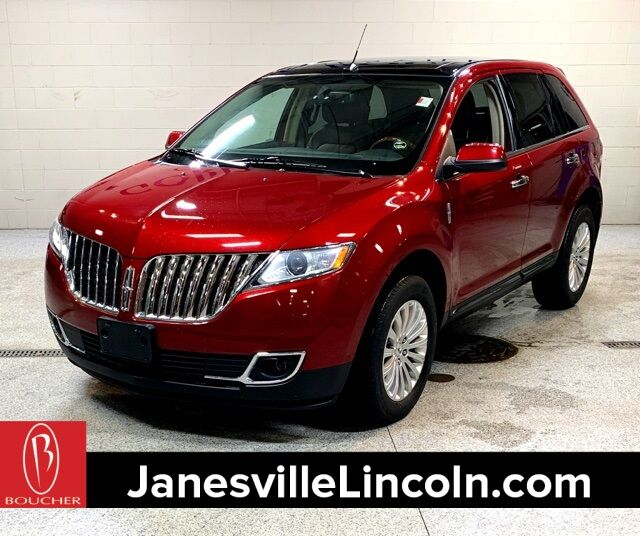 2014 Lincoln MKX Base Janesville WI