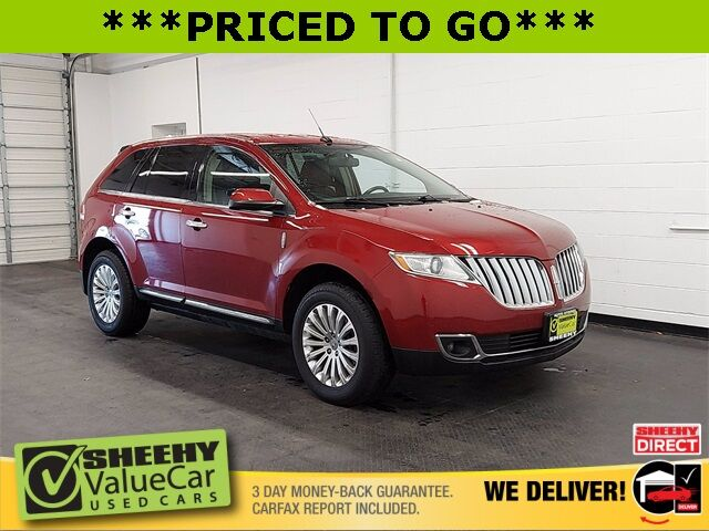 2014 Lincoln MKX Base Waldorf MD