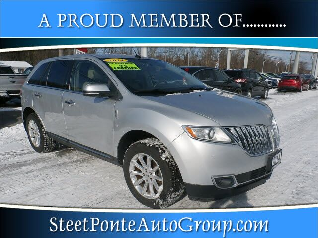 2014 Lincoln MKX Base Yorkville NY