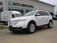 2014_Lincoln_MKX_FWD LEATHER, HTD/CLD FRONT SEATS, NAVIGATION, DOOR CODE ENTRY, KEYLESS START, REMOTE START_ Plano TX
