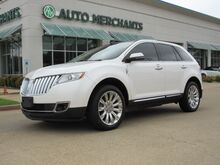 2014_Lincoln_MKX_FWD NAV, HTD/COOLED STS, PWR LIFT, HTD STEERING, REMOTE START, BLIND SPOT, SAT RADIO, BLUETOOTH_ Plano TX