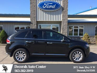 2014_Lincoln_MKX_Premium_ Decorah IA