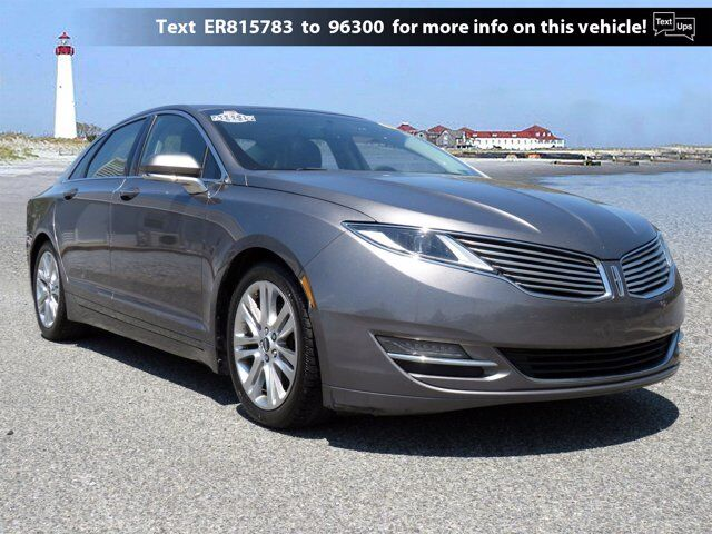 2014 Lincoln MKZ Cape May Court House NJ