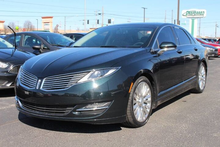 2014 Lincoln MKZ  Fort Wayne Auburn and Kendallville IN