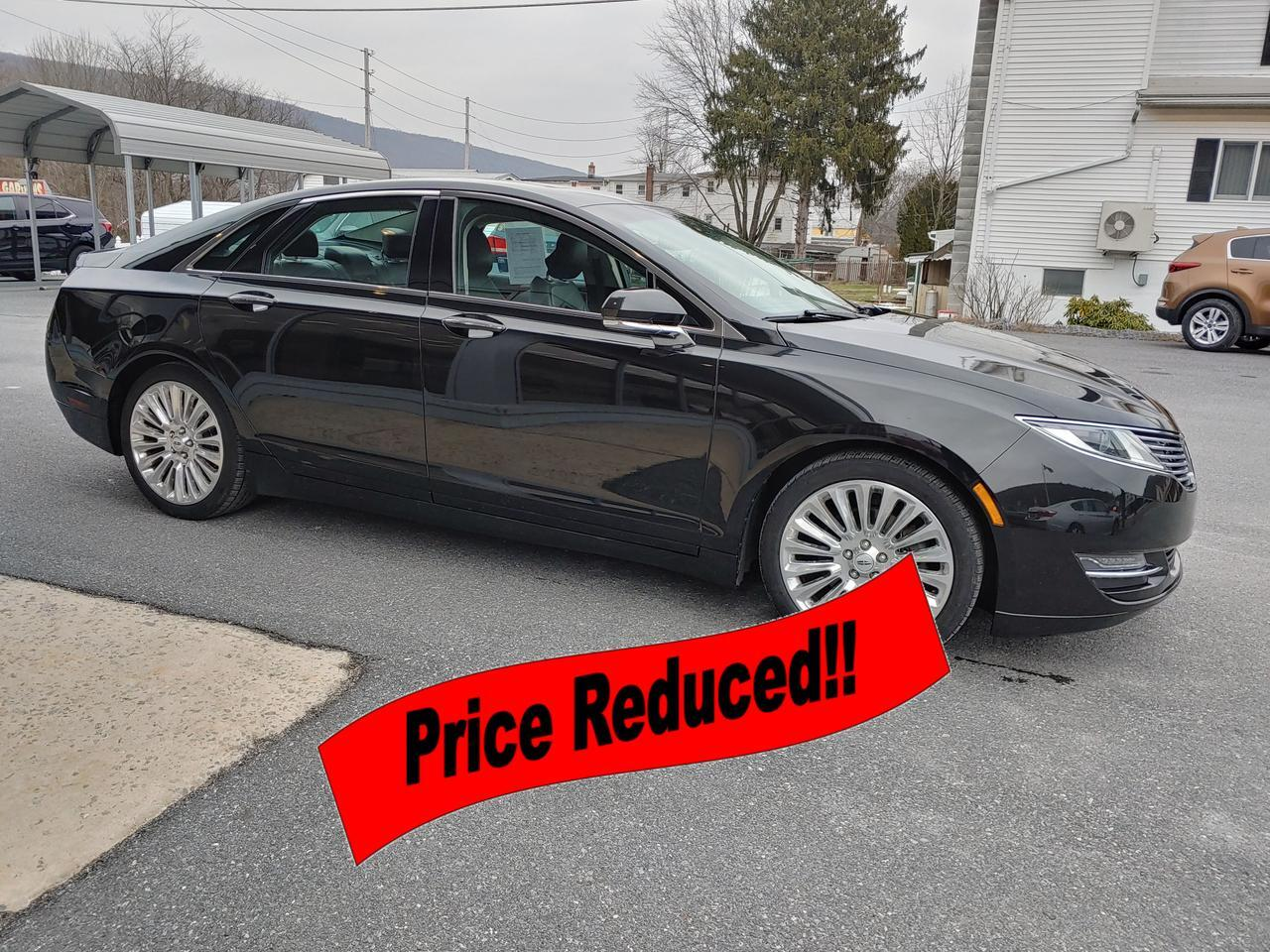 2014 Lincoln MKZ Nesquehoning PA