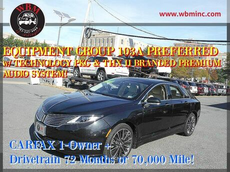 2014 Lincoln MKZ AWD Arlington VA