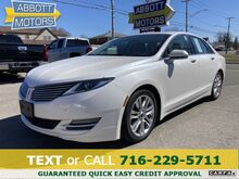 2014_Lincoln_MKZ_AWD_ Buffalo NY