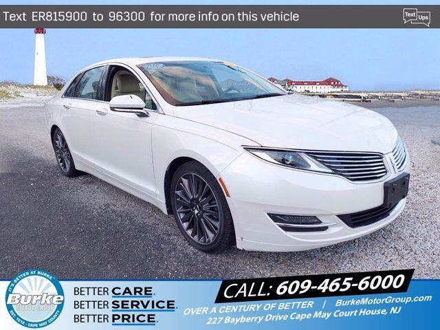 2014 Lincoln MKZ Base Cape May Court House NJ
