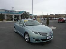 2014_Lincoln_MKZ_Hybrid_ Pocatello ID