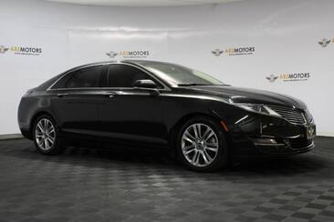 2014_Lincoln_MKZ_Leather Seats, Heated Front Seats_ Houston TX