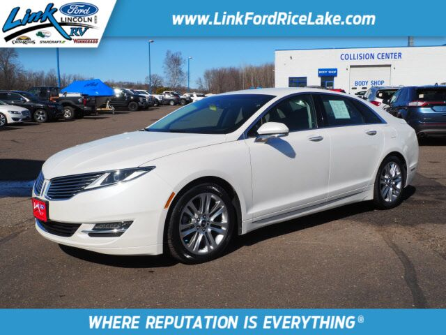 2014 Lincoln MKZ Reserve Rice Lake WI