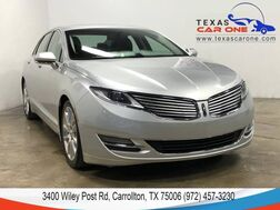 2014_Lincoln_MKZ_SUNROOF LEATHER HEATED SEATS REAR CAMERA KEYLESS START BLUETOOTH_ Carrollton TX