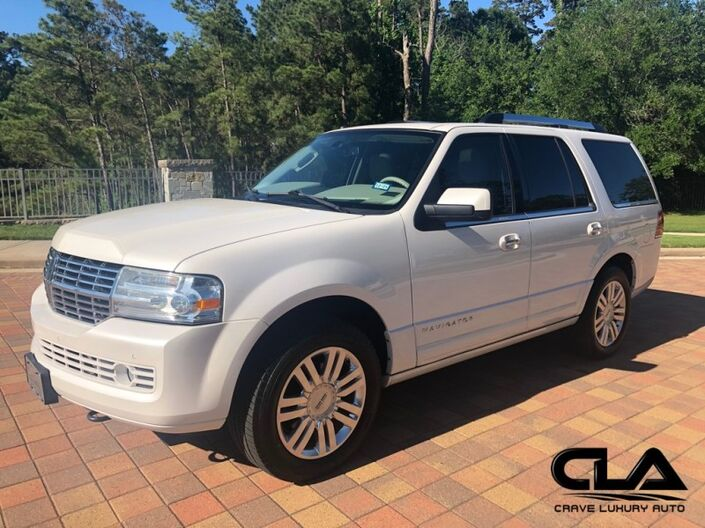 2014 Lincoln Navigator  The Woodlands TX