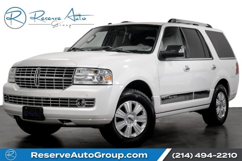2014 Lincoln Navigator 4WD Captain Seating Moonroof Navigation Camera The Colony TX