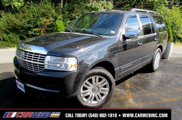 2014 Lincoln Navigator 4WD Fredricksburg VA