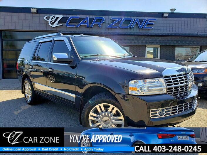 2014 Lincoln Navigator Ultimate DVD Power Boards Calgary AB