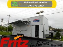 2014_Look Trailers_30' Stacker Trailer__ Fishers IN