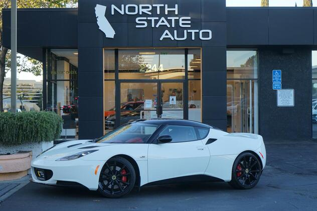 2014_Lotus_Evora_S 2+2_ Walnut Creek CA