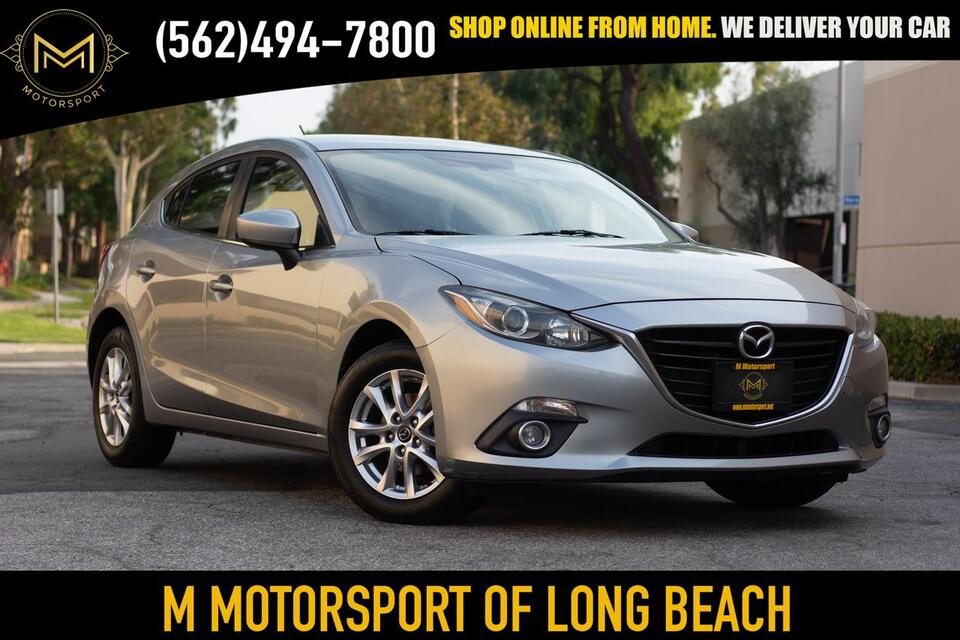 2014_MAZDA_MAZDA3_i Touring Hatchback 4D_ Long Beach CA