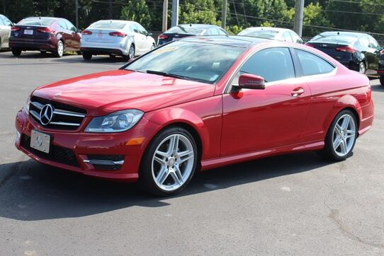 2014_MERCEDES-BENZ_C-CLASS_2DR CPE C 250 RWD_ Greenville SC