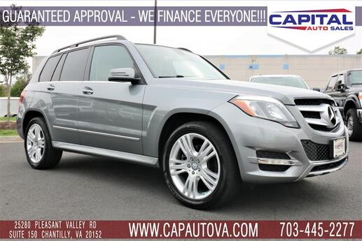 2014 MERCEDES-BENZ GLK 350  Chantilly VA