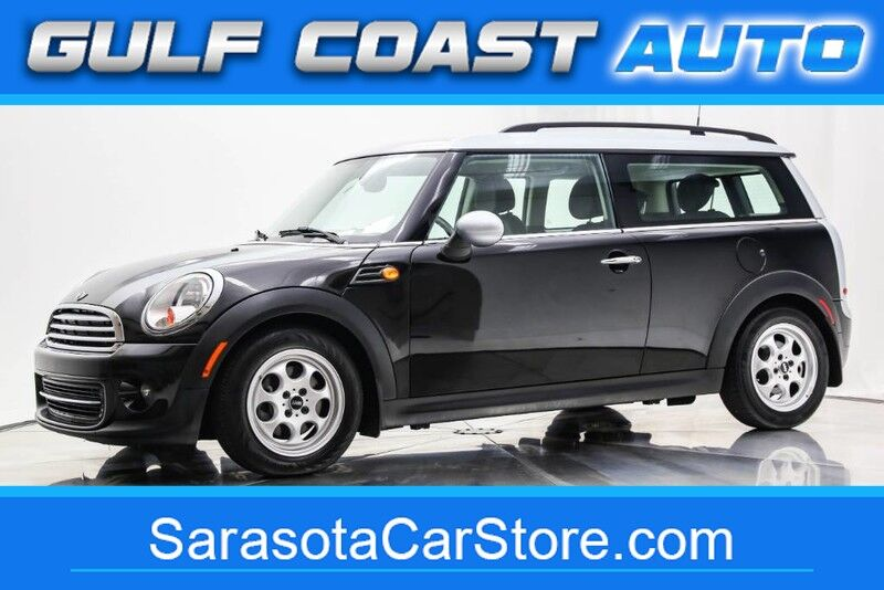 2014 MINI COOPER CLUBMAN LEATHER LOW MILES WHEELS EXTRA CLEAN LOW MILES !! Sarasota FL