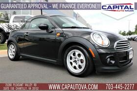 2014_MINI_COOPER COUPE__ Chantilly VA