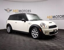 2014_MINI_Cooper Clubman_S Black Roof,Bluetooth,AUX/USB,6 Speed Manual_ Houston TX