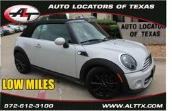 2014_MINI_Cooper Convertible__ Plano TX