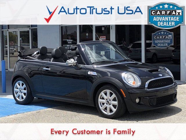 2014 MINI Cooper Convertible Base Miami FL