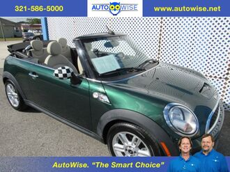 2014_MINI_Cooper Convertible S_S_ Melbourne FL
