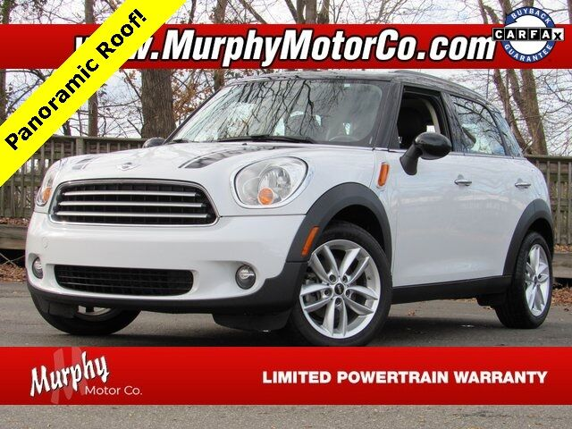 2014 MINI Cooper Countryman Base Youngsville NC