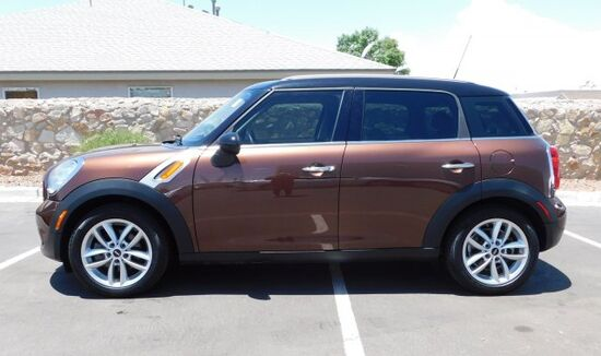 2014_MINI_Cooper Countryman_Base_ El Paso TX