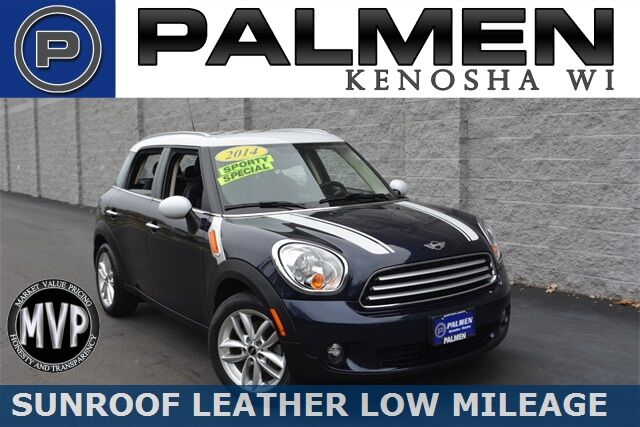 2014 MINI Cooper Countryman Base Kenosha WI