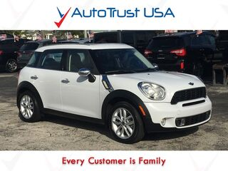 MINI Cooper Countryman S 1 OWNER CLEAN CARFAX LEATHER PANO ROOF BLUETOOTH 2014