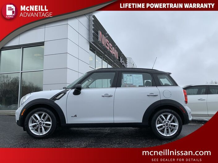 2014 MINI Cooper Countryman S High Point NC