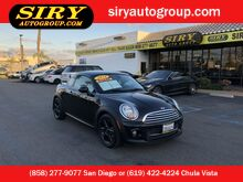 2014_MINI_Cooper Coupe__ San Diego CA