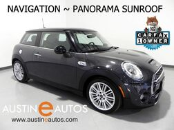 2014_MINI_Cooper Hardtop S_*NAVIGATION, PANORAMA MOONROOF, HARMAN/KARDON, MINI YOURS INTERIOR, BLUETOOTH_ Round Rock TX