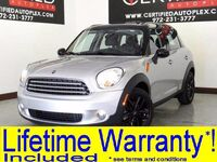 MINI Cooper PACEMAN LEATHER SEATS BUCKET SEATS BLUETOOTH KEYLESS START POWER LOCKS 2014