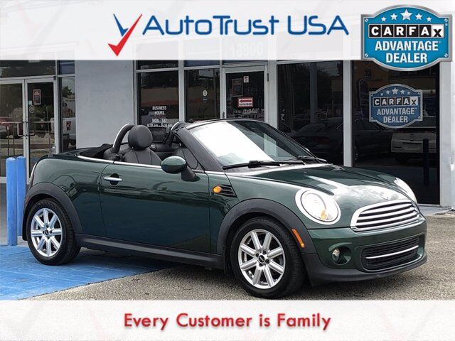2014 MINI Cooper Roadster Base Miami FL